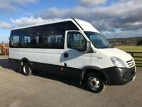 2007 07 IRIS.BUS DAILY 3.0 50C15 150 BHP 8 SEATER WITH WHEEL CHAIR LIFT DIESEL