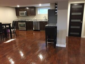 Brand New eastside basement suite close to bus stop Central