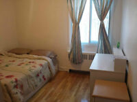 Beautiful room fully furnished available from January 12