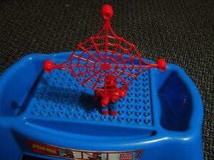 Mega Bloks Spiderman Lap Table Desk--Medium Blocks Kingston Kingston Area image 9