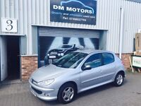 Peugeot 206 1.4 Verve 2006 iDEAL SMALL FAMILY CAR