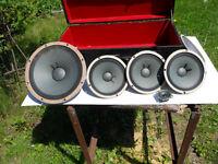 Speakers Orgue Yamaha