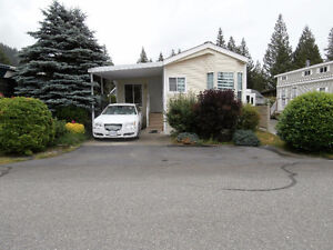 Manufactured Home in Tapadera Es. Agassiz,BC $149,900