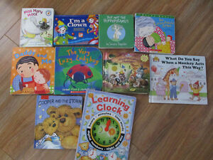 Assorted board books Cornwall Ontario image 1