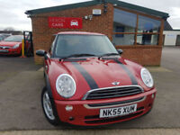 2005 Mini Mini 1.6 One Seven MANUAL PETROL NEW SERVICE PX WELCOME