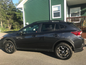 2018 Subaru Crosstrek Touring Pkg 6 speed