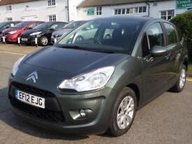 Citroen C3 1.4i 16v (95bhp) VTR+, LOW MILEAGE, GOOD CONDITION, 6 MONTH WARRANTY.
