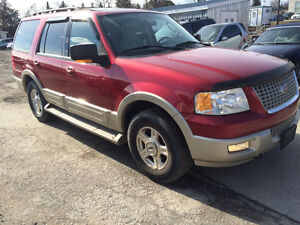 2006 Ford Expedition MINT  NO RUST $3800 !!!