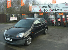 2006 FORD FIESTA STUDIO 1.2L ONLY 26,420 MILES, GOOD SERVICE HISTORY.