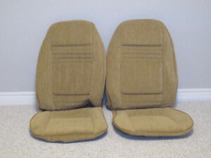 Firebird Front Seat Covers