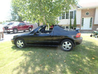 1993 Honda Del Sol Coupe (2 door)