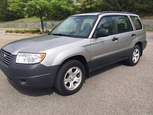 SUBARU FORESTER 2.5X AWD 2006 ( !! IMPECCABLE !! )