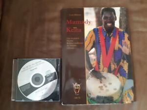 Livres cd dvd pour apprendre le djembé tam tam tambour drum