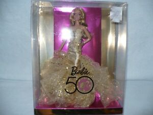 Barbie 50th Anniversary Doll