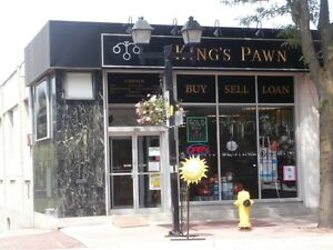 KING'S PAWN (formerly known as Kingstreet Pawnbrokers)