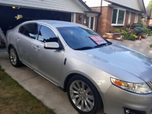 Ford Lincoln mks 2010, excellent condition