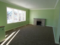 Beautifully redecorated, spacious 4 bedroom, free laundry