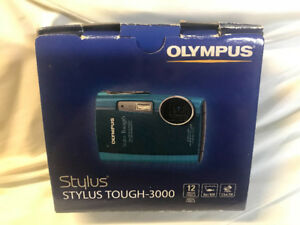 OLYMPUS Stylus Tough-3000 Camera