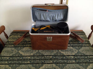 Vintage Canon FX Camera Collection with Custom Leather Bag Cambridge Kitchener Area image 10