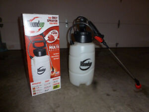 ROUND UP 2 Gallon Sprayer