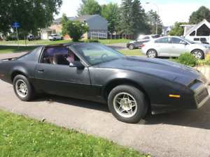 1983 Pontiac Trans Am T-roof