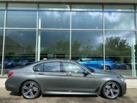 2018 BMW 7 SERIES DIESEL SALOON 730d M Sport 4dr Auto Saloon Diesel Automatic