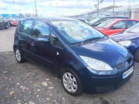 2005/05 Mitsubishi Colt 1.3 Equippe LONG MOT EXCELLENT RUNNER