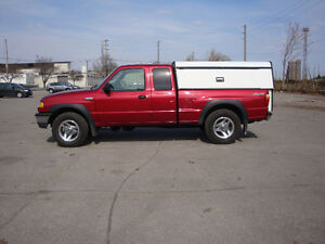 2006 Mazda B-Series Pickup loaded  4X4