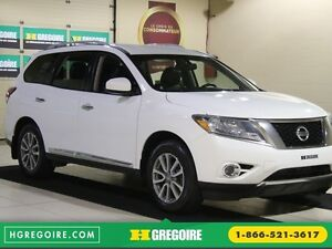 2014 Nissan Pathfinder SL AWD CUIR MAGS BLUETOOTH 7PASSAGERS