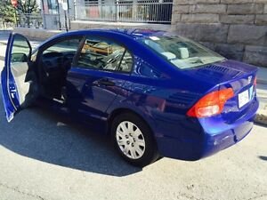 2007 Honda Civic Electrique Berline 73 334 KM
