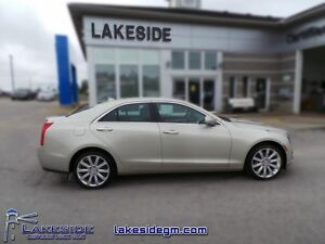 2014 Cadillac ATS 2.0 Turbo Luxury Collection  - ex-lease - non-