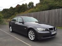 BMW 320D SE (177) 2007(57) **FULL SERVICE HISTORY** not 520 325 vectra avensis c220