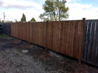 Post holes, Fencing and Decking - New Build or Repairs