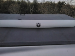 Hood (bug)deflector 2002-2008 Dodge Ram