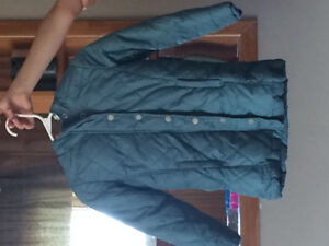Girl's Coats and Vests - Size 8