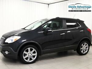 2016 Buick Encore Leather, Sunroof, Alloys and much more!!