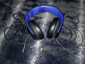 Used PS4 Gold Headset