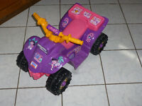 Dora Quad with Long Lasting Battery $45 obo