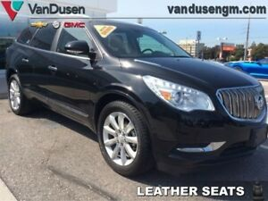 2017 Buick Enclave Premium  -  Premium - Leather Seats - $255.88