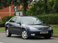 Ford Mondeo 1.8 Petrol ZETEC 2005 +1 OWNER+10 FORD SERVICE STAMPS+MOT MARCH 2019