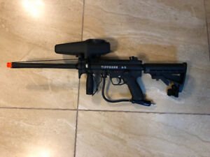Paintball gun tippman A5 e-grip set complet