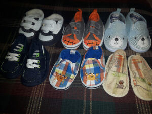 Hats,bibs,shoes,booties and scratch mitts