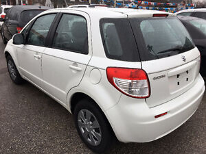 2008 Suzuki SX4 Certified and E-Tested With Clean Carproof