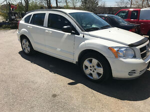 2009 Dodge Caliber STX - Low Kilometers