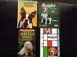 4 Small Dog Books