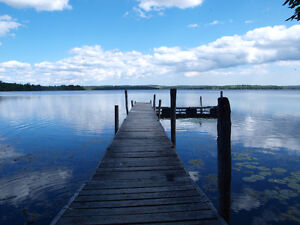 Commercial Waterfront COTTAGE RESORT FOR SALE