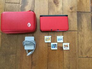 Ensemble d'une Nintendo 3ds xl