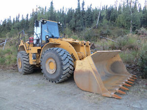 CATERPILLAR 980G LOADER FOR SALE