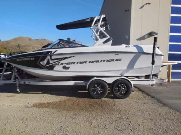 Used 2015 Nautique Super Air G21