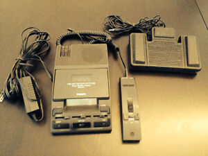 Dictaphone 730 Dictation System Philips